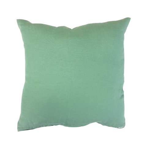 Mint Linen Cushion 45cm x 45cm with Insert