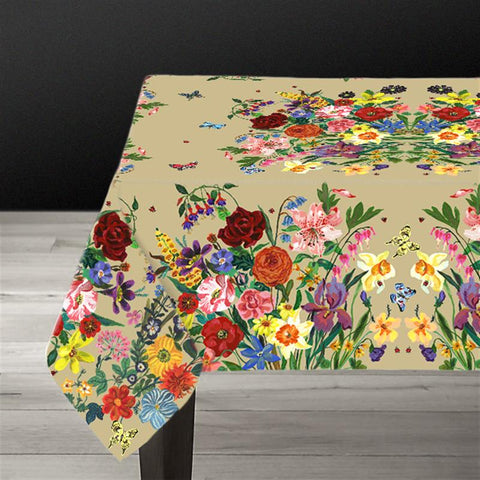 Nathalie Lete Garland Kitchen Tablecloth Medium