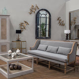 Beauvais Sofa Grey Stone Wash