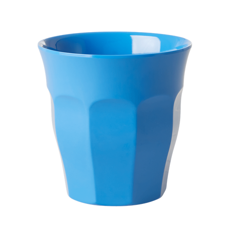 Melamine Cup in Ocean Blue - Medium
