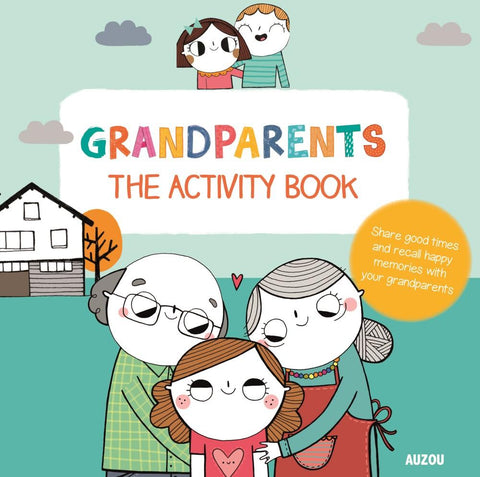 Grandparents: The Activity Book