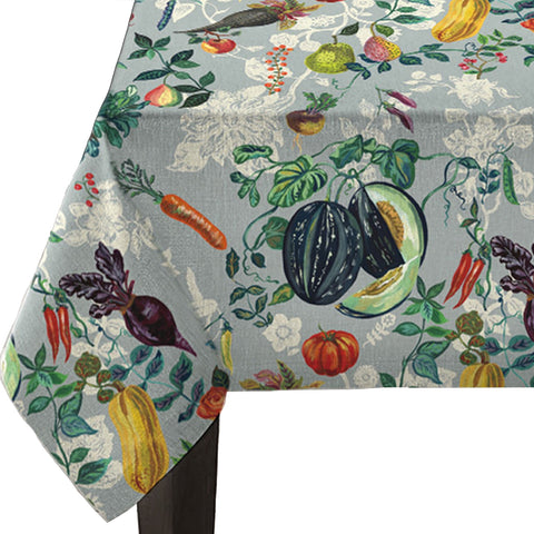 Nathalie Lete Veggies Kitchen Tablecloth Medium