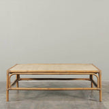 Riviera Rectangular Rattan Coffee Table