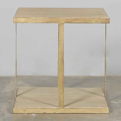 Ada Low Table in Gold