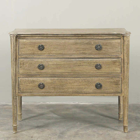 Dante Chest of Drawers in Dark Wash