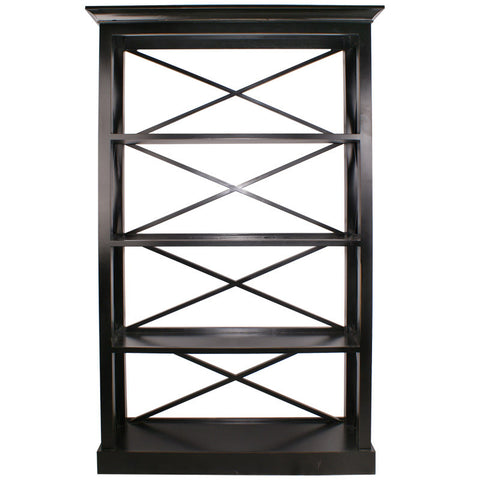 Frejac Bookcase Ebony