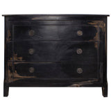 Aime Chest of Drawers Vintage Black