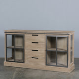 Four Drawer Sideboard