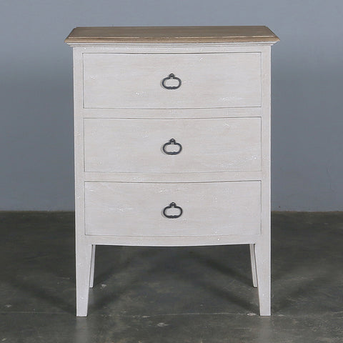 Tall Orly Bedside Table
