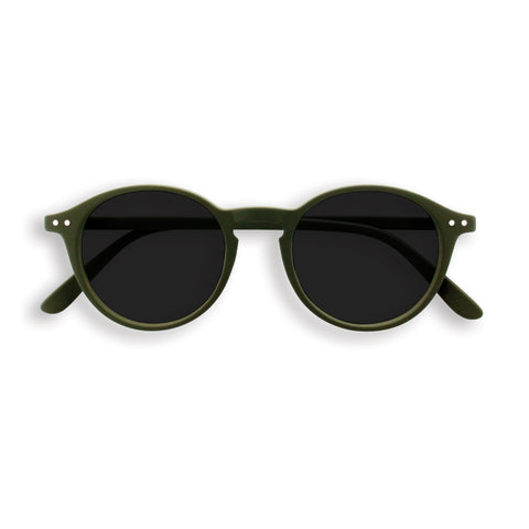 Izipizi Sun Glasses #D Khaki Green