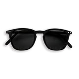 Izipizi Sun Glasses #E  Black
