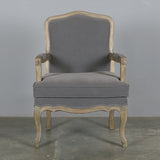 Toulouse Armchair Grey