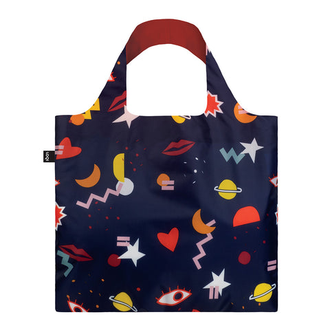 Loqi Shopping Bag Celeste Wallaert Night Night