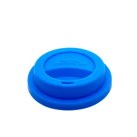 Silicone Lid for Our Melamine Medium and Tall Cup in Ocean Blue