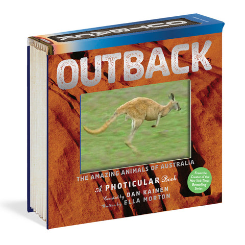 Outback Animals Photicular Book