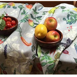 Nathalie Lete Veggies Kitchen Tablecloth Large