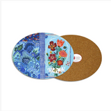 Nathalie Lete Couverture Repertoire Oval Table Mat