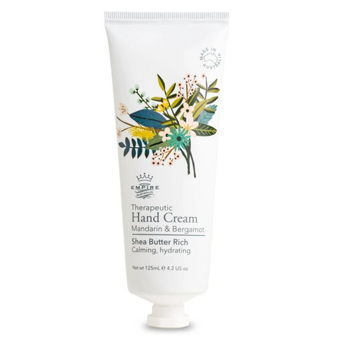 Therapeutic Mandarin & Bergamot Hand Cream 125mL