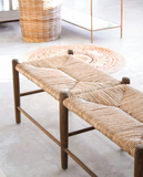 Herbier Seagrass Long Bench - Available January 2021