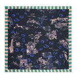 Silk Carre Festival Scarf- Boxed