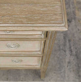 Gordon Three Drawer Bedside