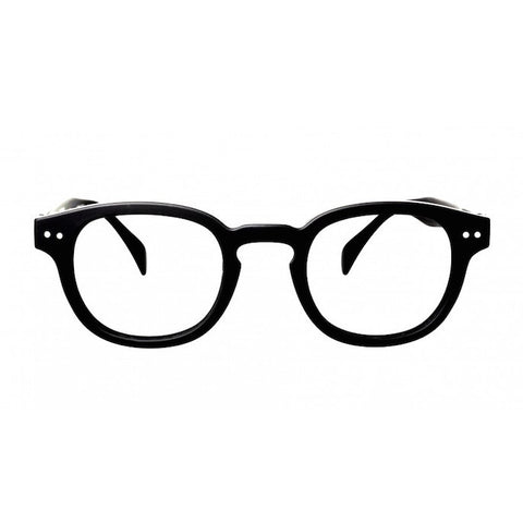 See Concept Reading Glasses Black Soft #C
