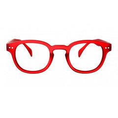 See Concept Reading Glasses Red Crystal #C