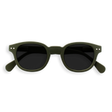 Izipizi Sun Glasses #C Khaki Green