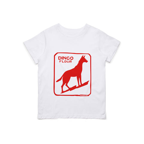 Baby/Toddler White Dingo Tee-Shirt