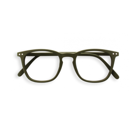 Izipizi Reading Glasses #E Khaki