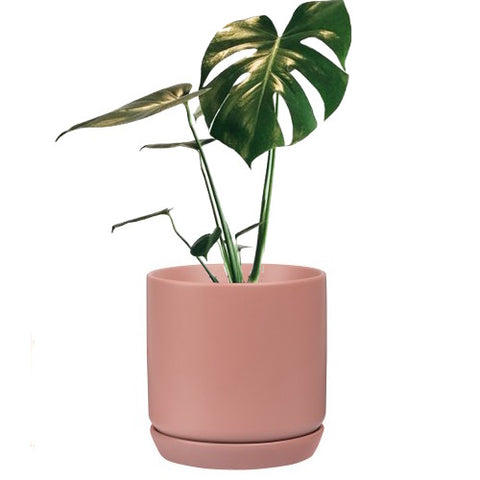 Small Oslo Planter Dusty Rose