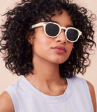 Izipizi Sun Glasses #C White Clay