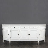 Louis XVI Sideboard Antique White