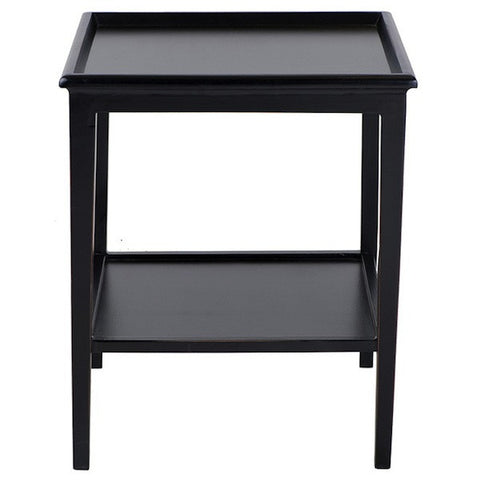 Morgan Lamp Table Ebony