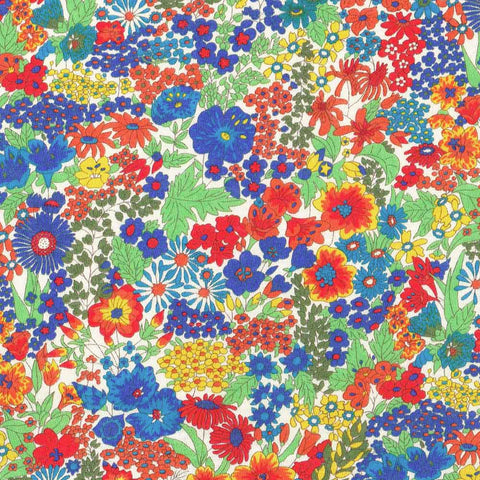Liberty Fabric: Margaret Annie Tana Lawn