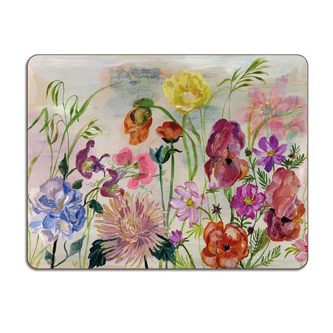 Nathalie Lete Flowers Table Mat