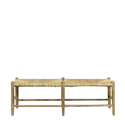 Herbier Seagrass Long Bench