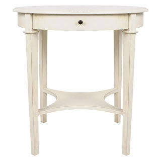 Varenne Side Table Antique White