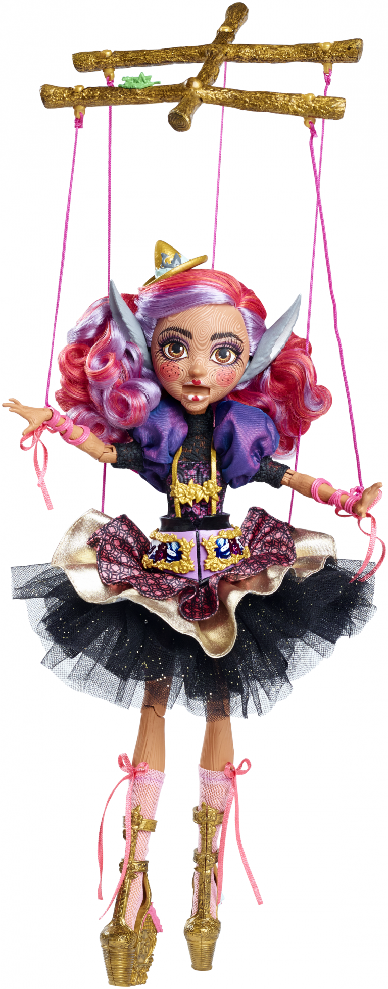 2016 Sdcc Exclusive Ever After High Cedar Wood Doll In