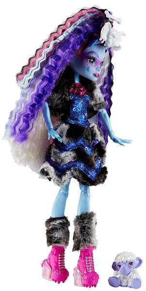 New Monster High Abbey Bominable Collector Edition Doll