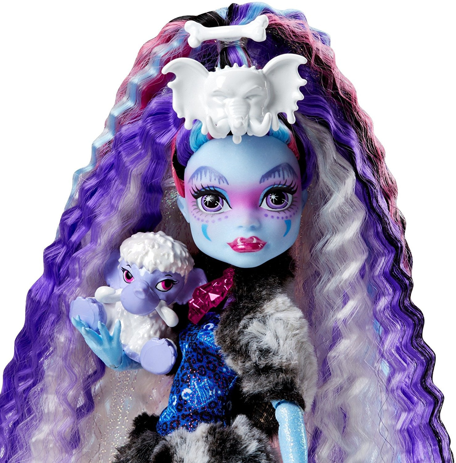 Uncategorized Abbey Monster High new monster high abbey bominable collector edition doll toots toys doll