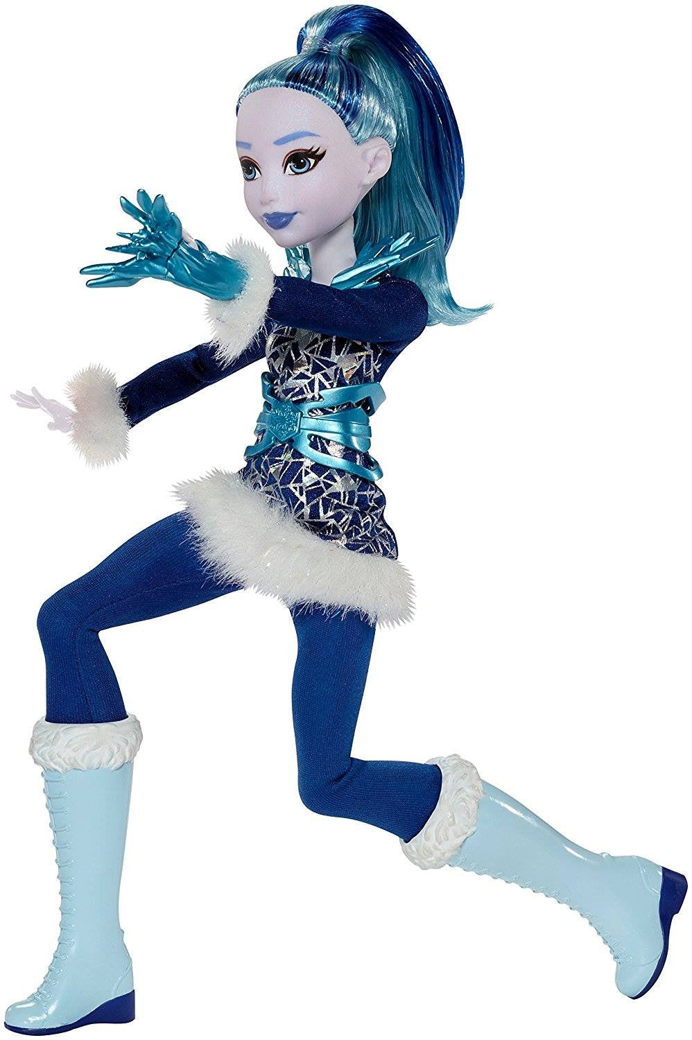 Dc Super Hero Girls Frost Doll - Toots Toys-7189