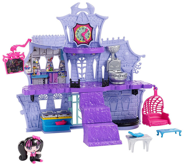 Monster High Minis Draculaura Playset With Exclusive