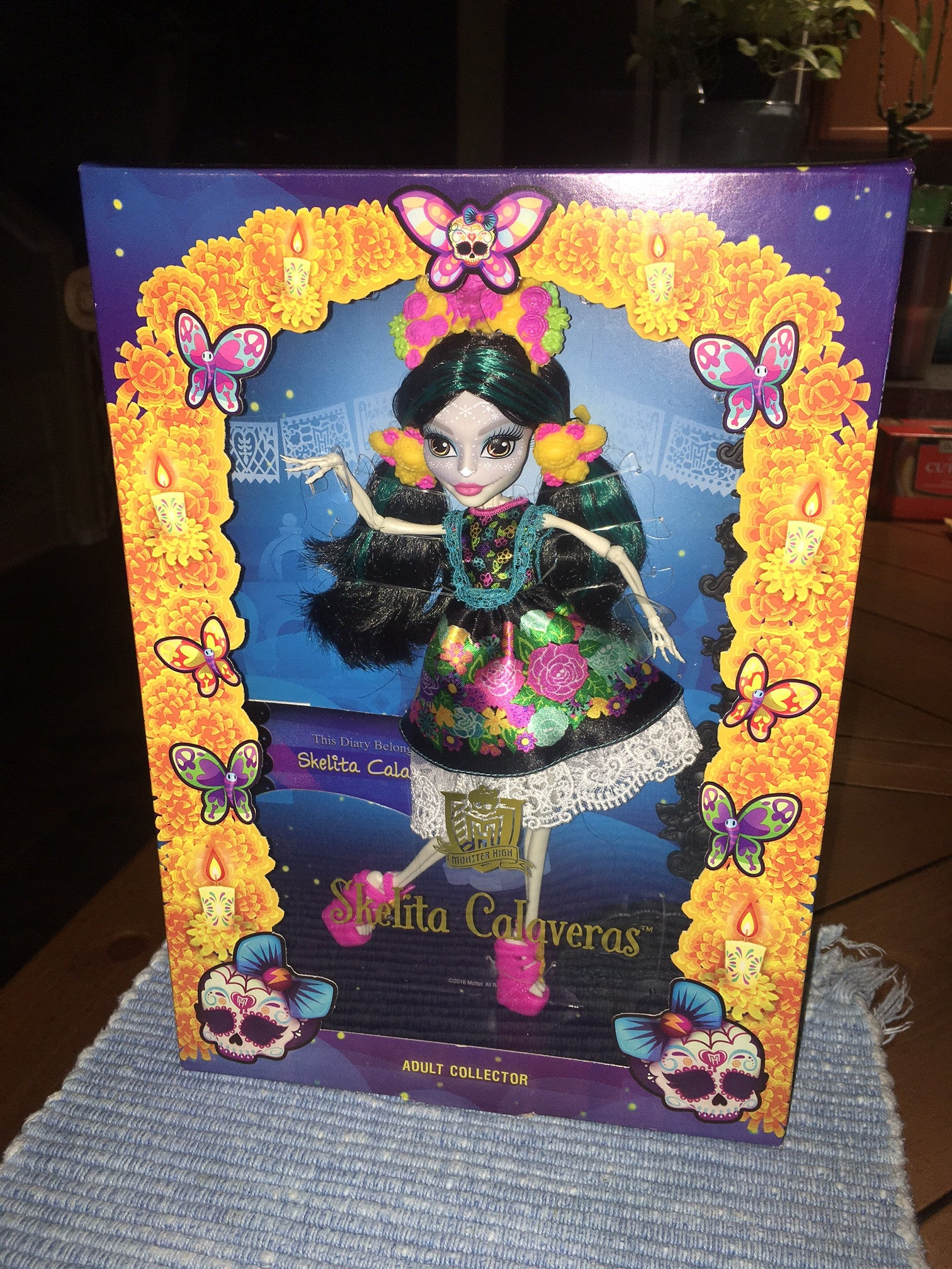 Monster High Skelita Collector Exclusive Doll Toot S Toys