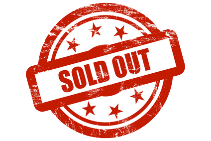PlayBall all sold out!