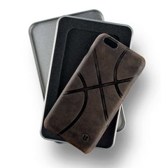 SlamDunk iPhone 6/6s Plus Leather Case