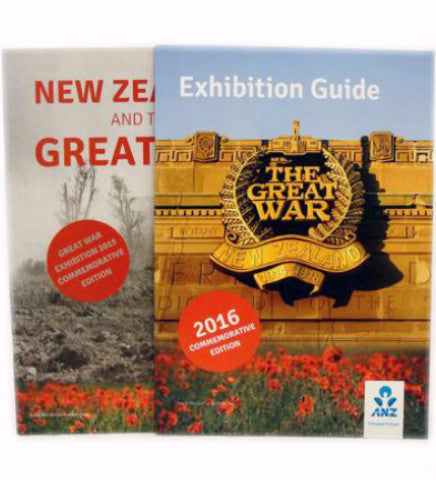 Great War Exhibition Commemorative Book Deal
