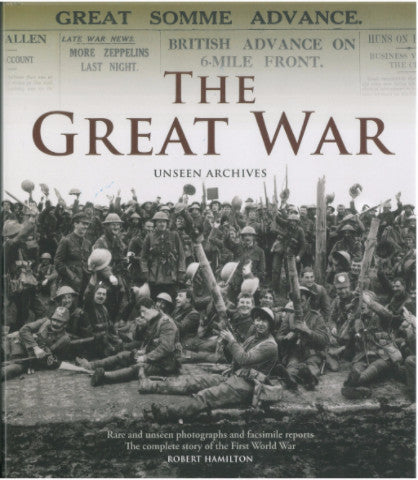 The Great War: Unseen Archives