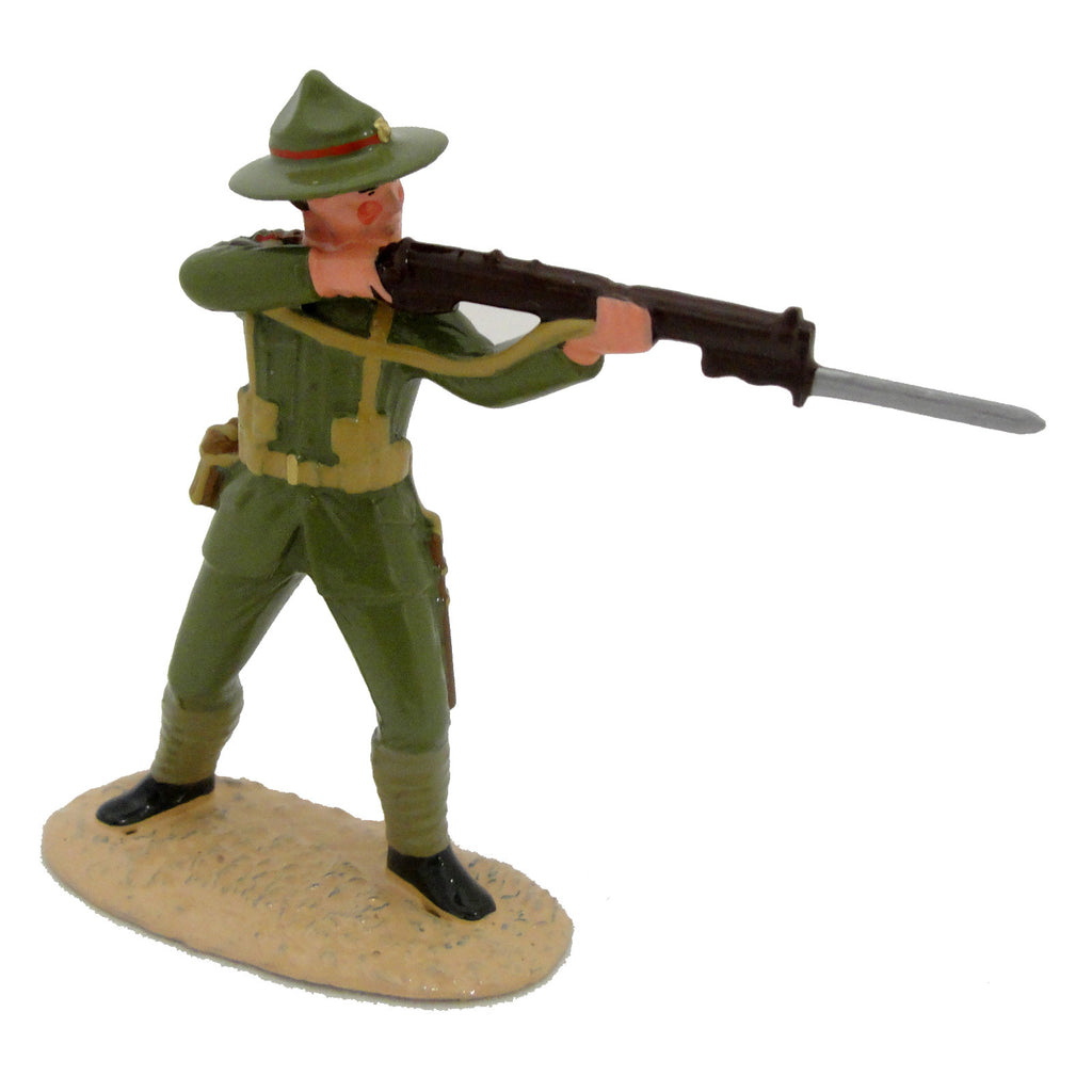 Gallipoli NZ Infantry Figurine
