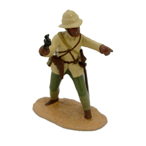 NZ Gallipoli Maori Contingent Figurine